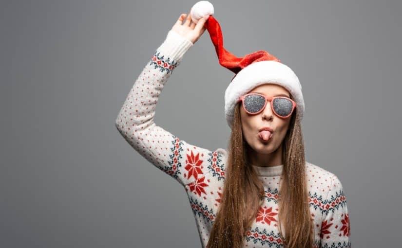 Overrask hende med en julesweater